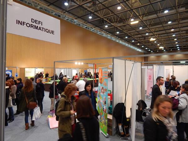 Salon Petit 1 Lyon - 2016 03 11 - stand03