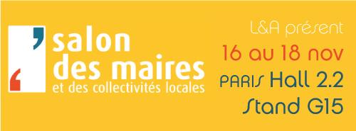 DEFI Informatique au salon des maires à Paris