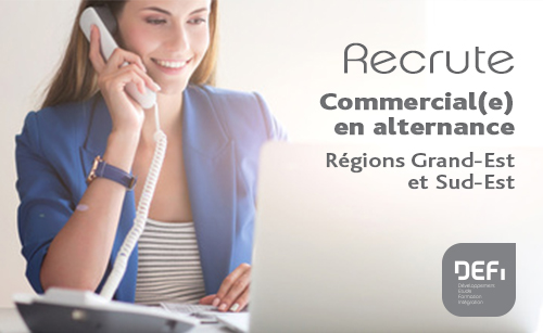 Recrutement alternant licence pro en commerce